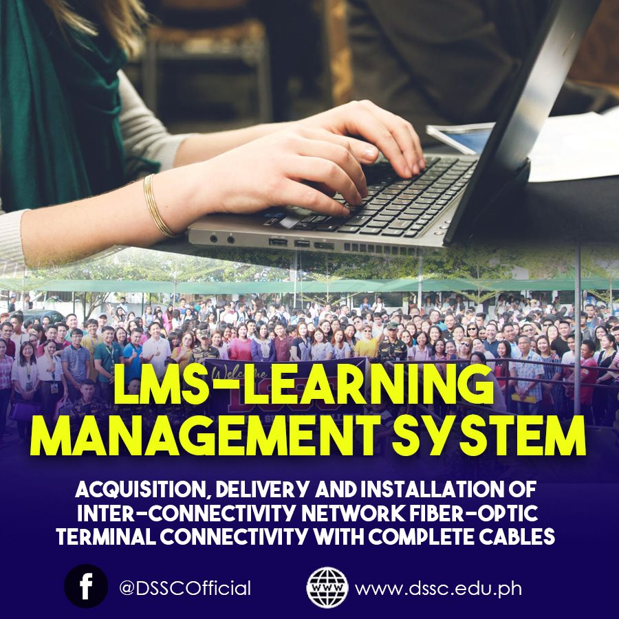 Acquisition, Delivery and Installation of Inter-Connectivity Network Campus-Tower Monopole Connectivity with Complete Cables for LMS – Learning Management System